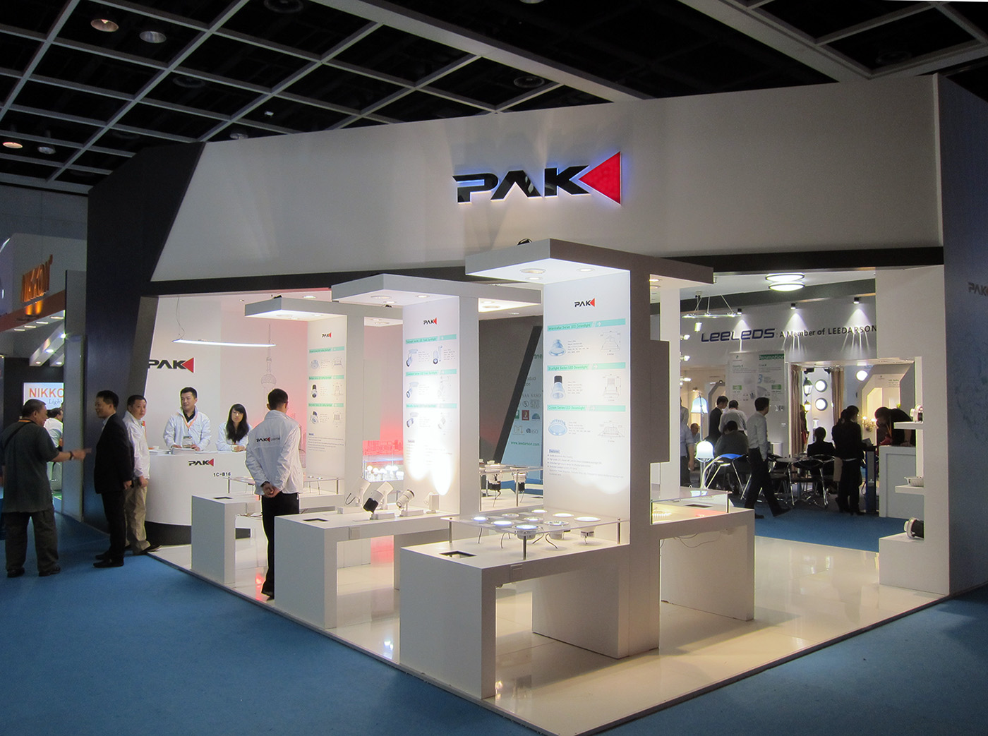 Exhibition Stand Lighting Jobs : Pak stand «